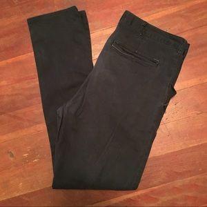 PacSun Skinny Twill Pants
